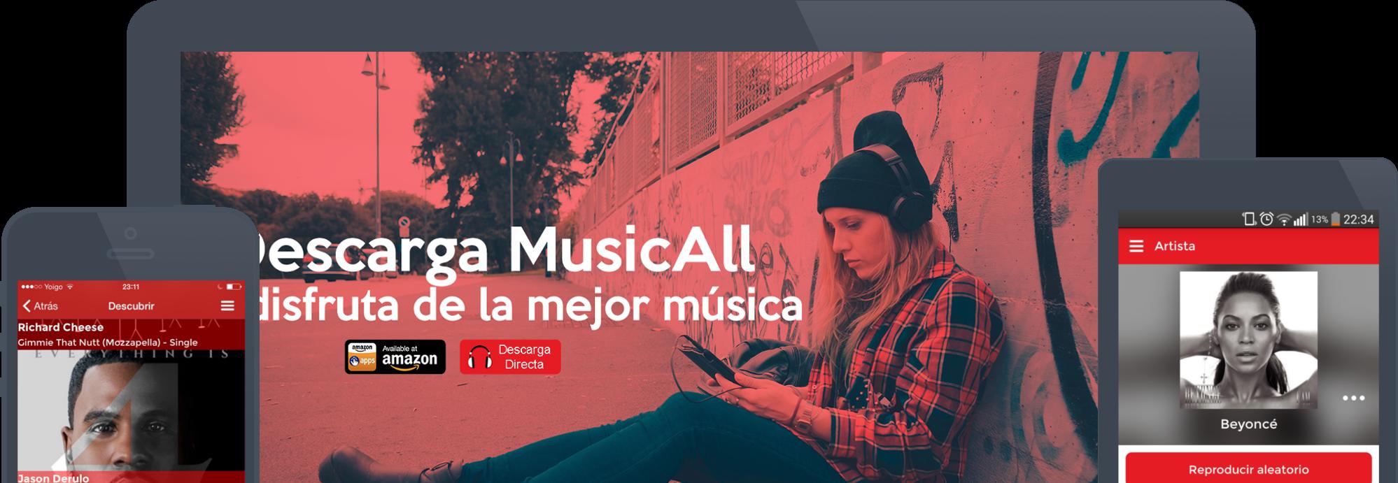 Resultado de imagem para MusicAll